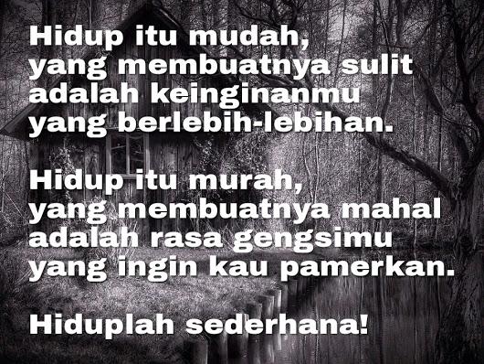 kata mutiara hidup sederhana dalam islam quotemutiara quotemutiara